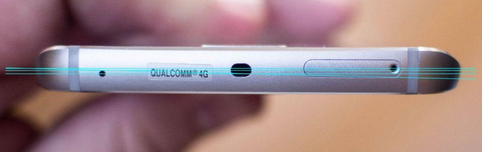 Galaxy S6 Qualcomm