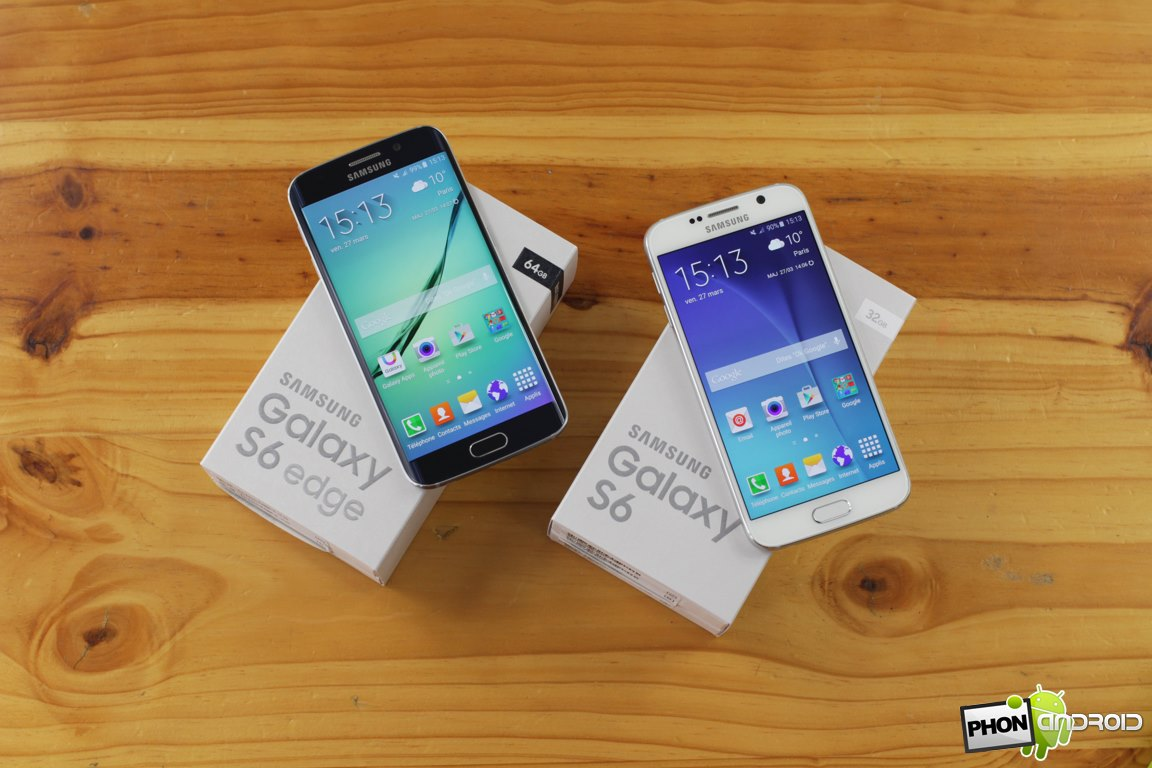 galaxy s6 vs edge