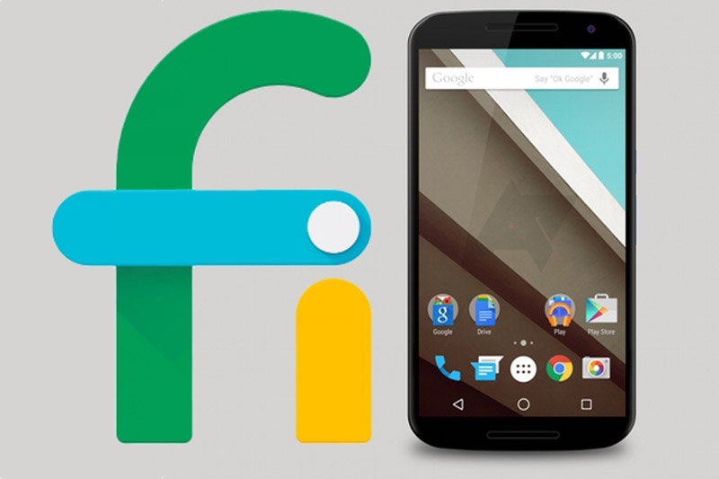 google project fi officiel operateur mobile