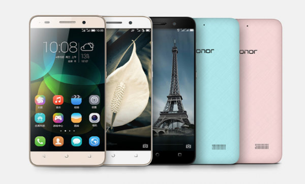 Honor 4C officiel
