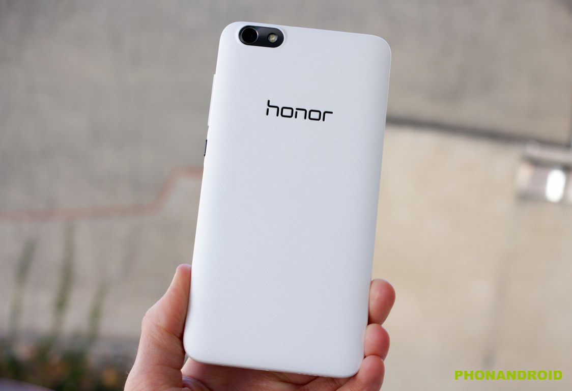 honor 4x design