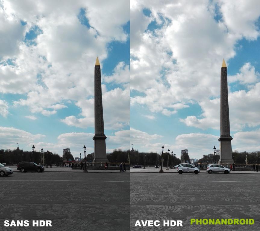 honor 4x photo hdr