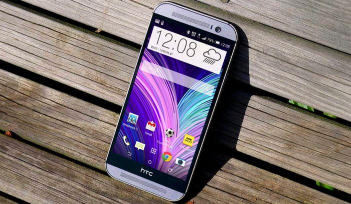 HTC One M8 HTC Sense 7