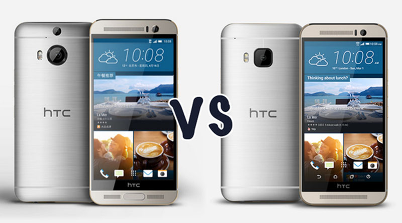 htc one m9 plus vs htc one m9