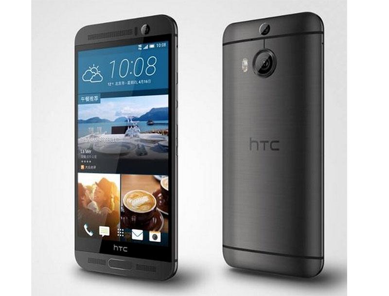 htc one m9 plus noir ecran QHD