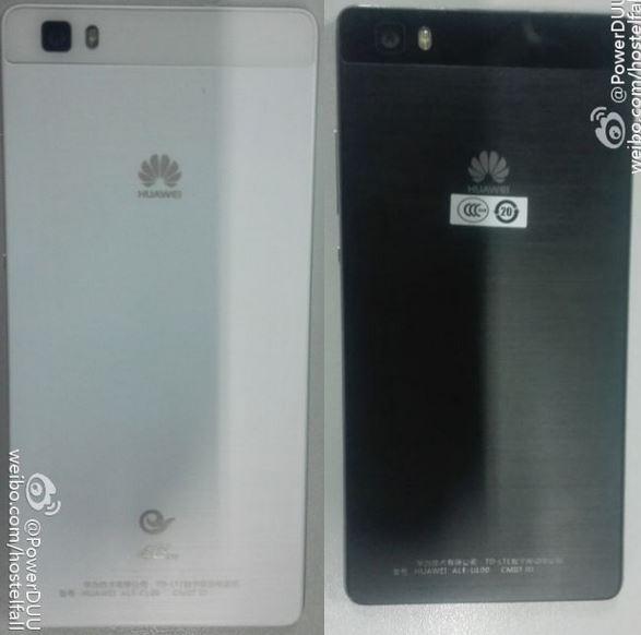 Huawei P8 Lite dos