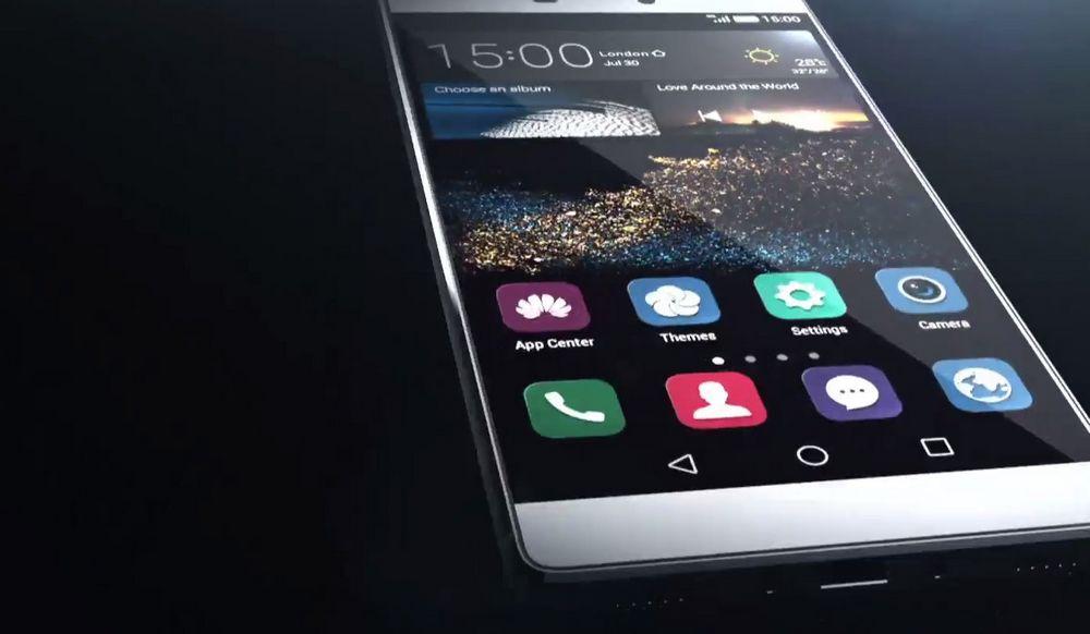 Huawei P8 autonomie
