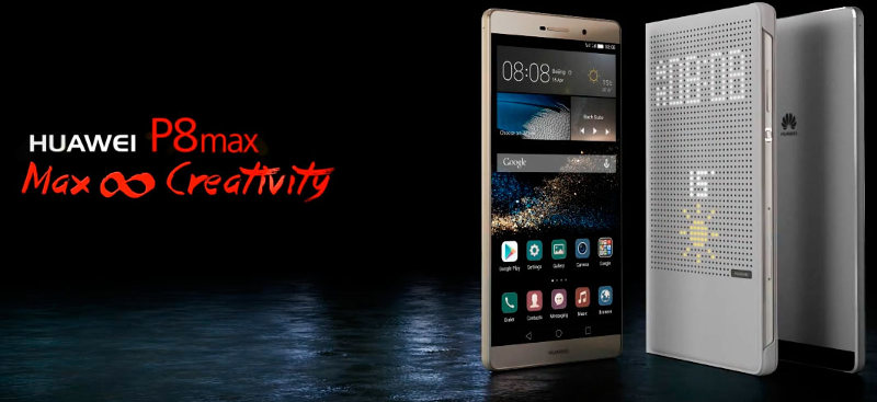 coque huawei p8 max