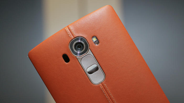 LG G4 capteur photo