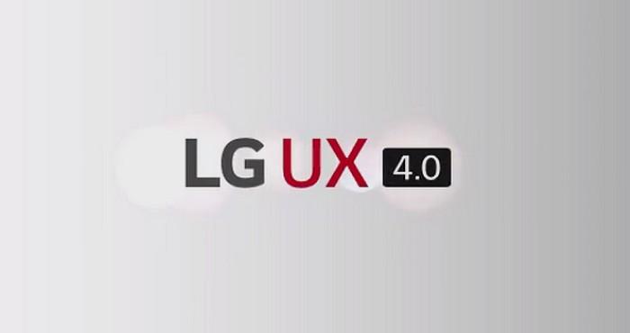 lg UX 4