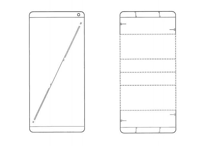 lg brevet smartphone