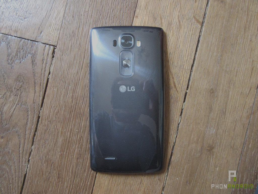LG G Flex 2, dos