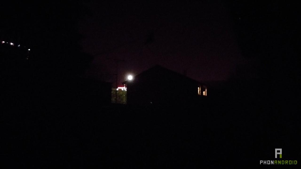 LG G Flex 2, mode nuit