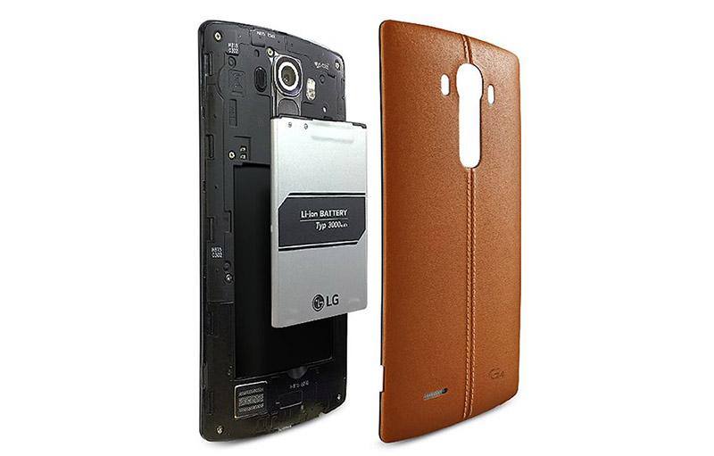 lg g4 batterie amovible