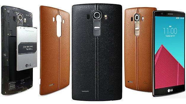 LG G4 batterie