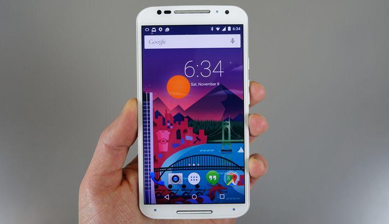 mise a jour Motorola