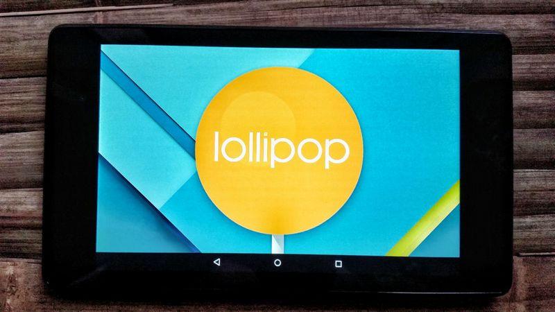 Nexus 7 briquee