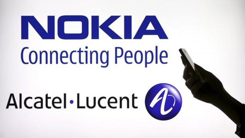 nokia alcatel lucent fusion leader innovation technologies mobiles
