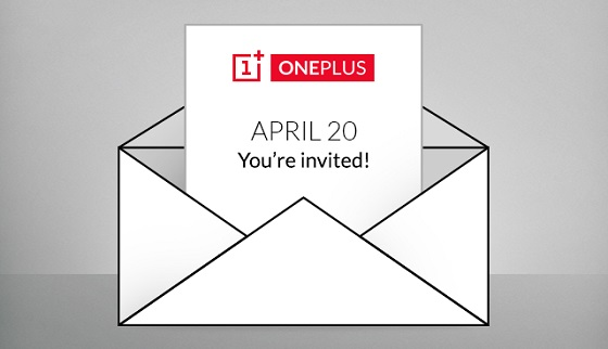 OnePlus, invitation