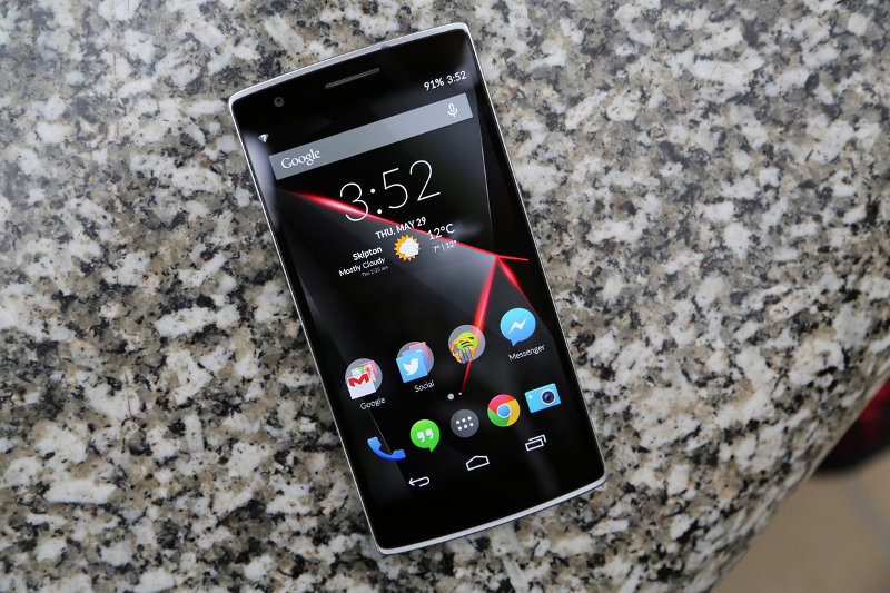 OnePlus One commande vocale