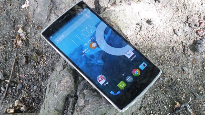 OnePlus One Cyanogen OS 12
