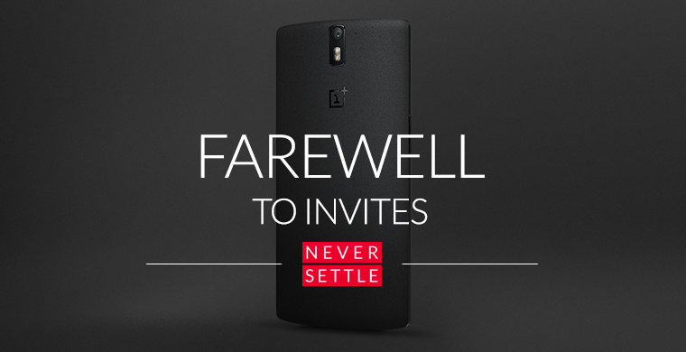 OnePlus One sans invitation