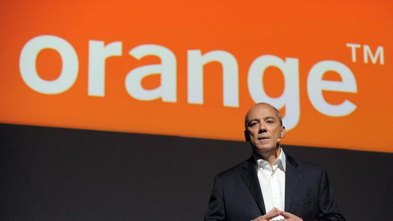 Orange, fin des zones blanches