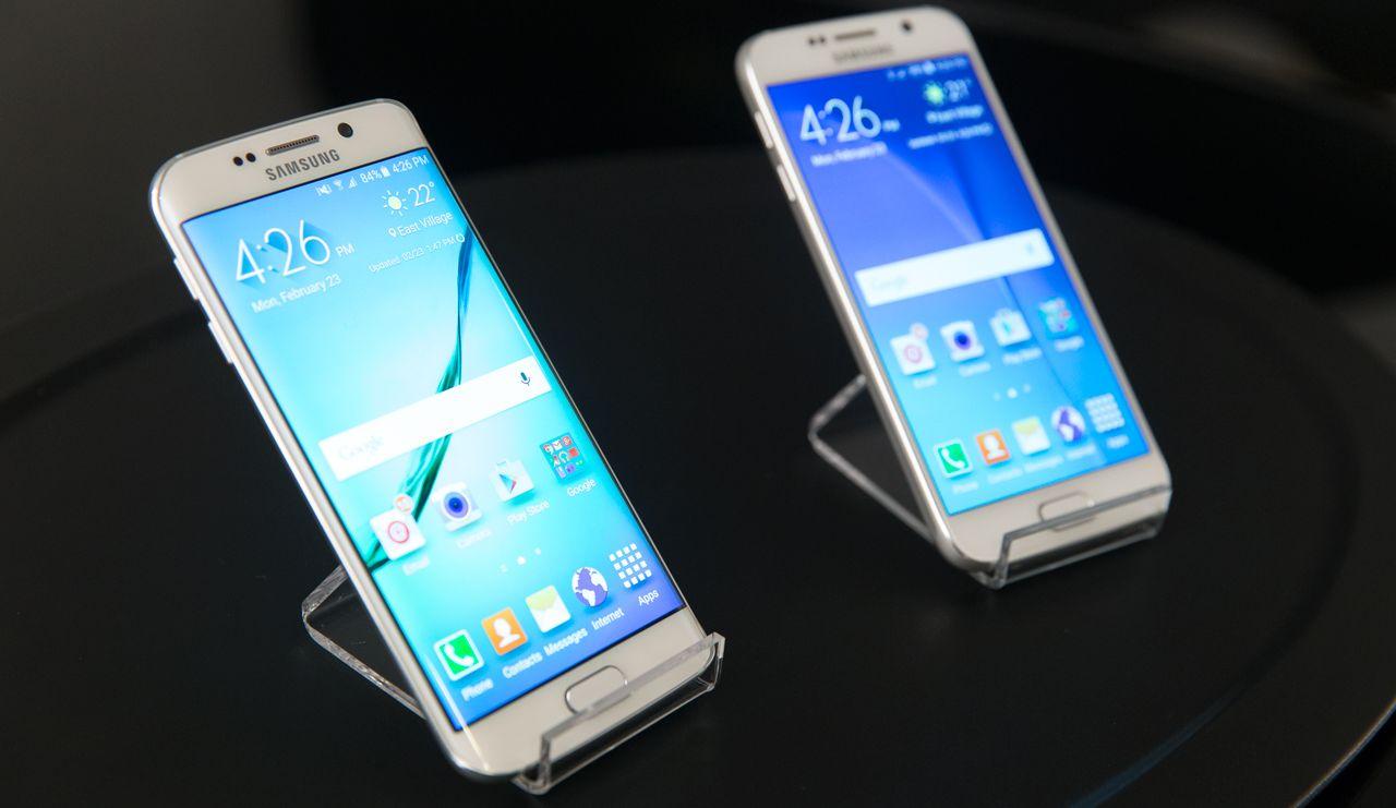 precommandes Galaxy S6 S6 Edge
