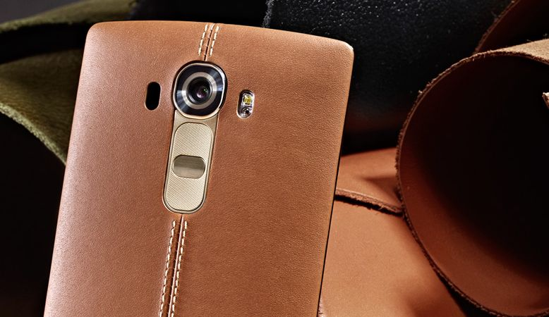 prix LG G4 cuir
