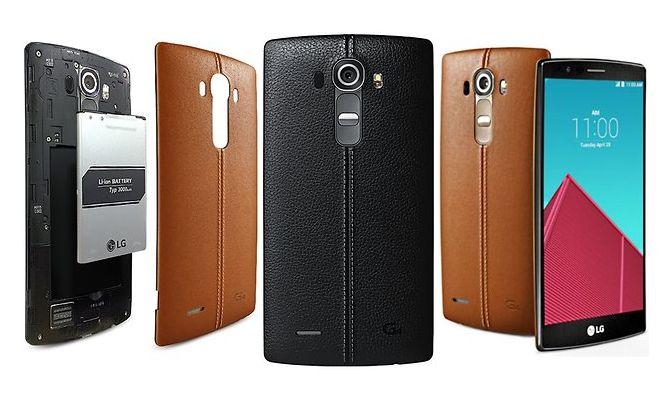 prix LG G4