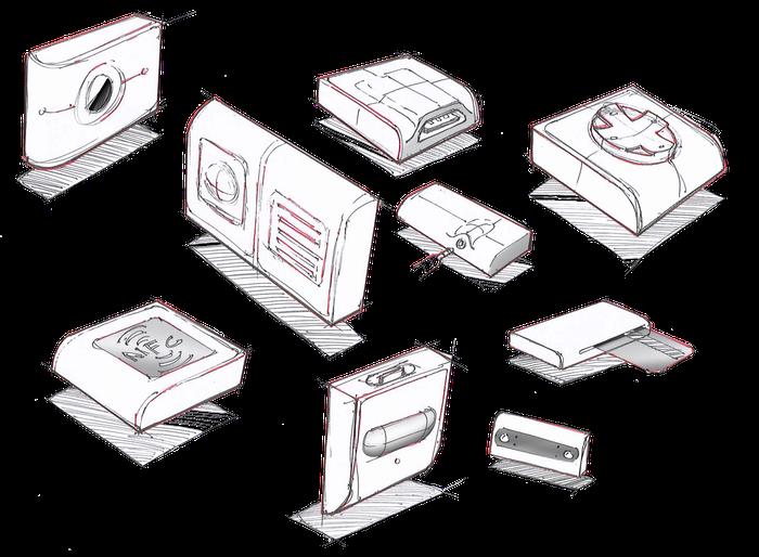 prototypes modules nexpaq
