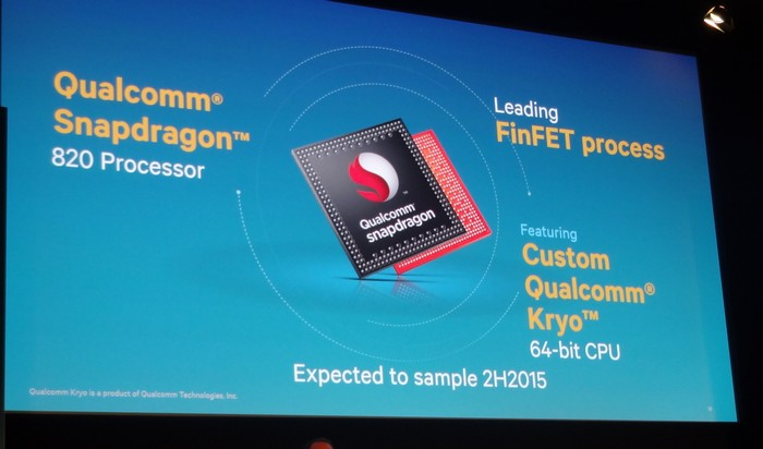 qualcomm 11 août snapdragon 820