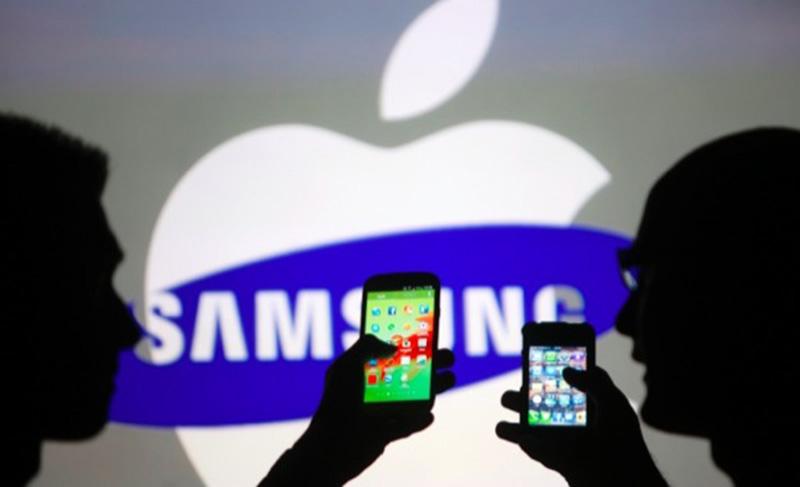 samsung ecran apple equipe dediee