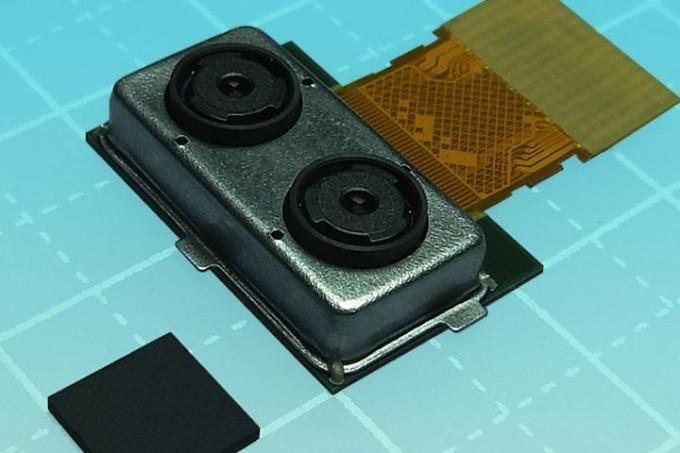 Samsung double capteur photo