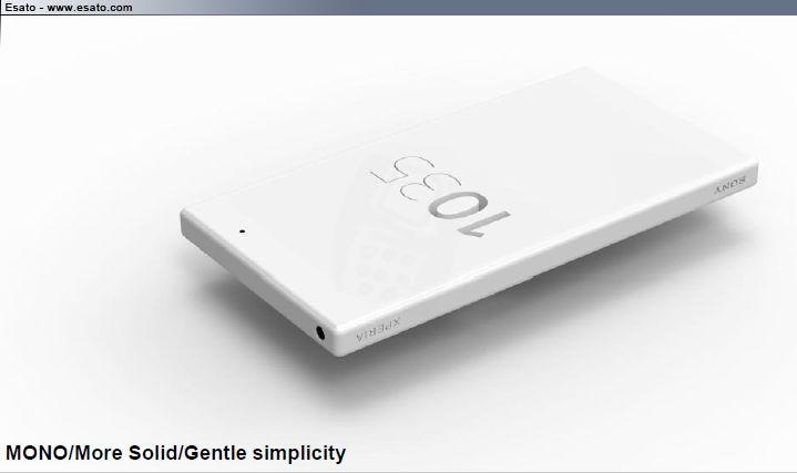 Sony Xperia Z4 UI