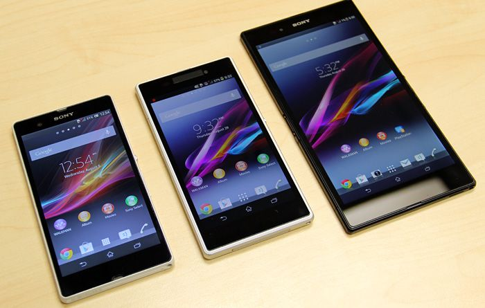 Sony Xperia Z lollipop