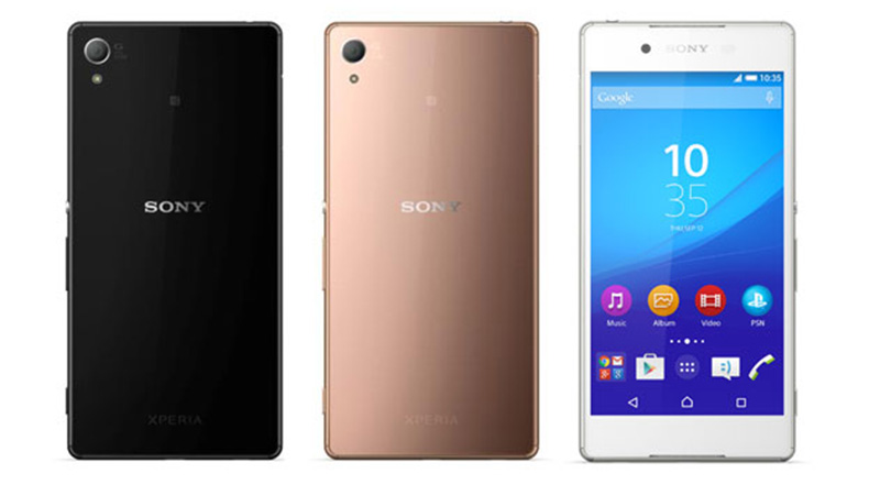 sony xperia z4 officiel