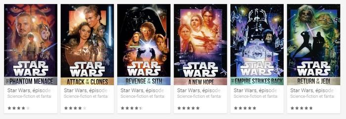 star wars google play