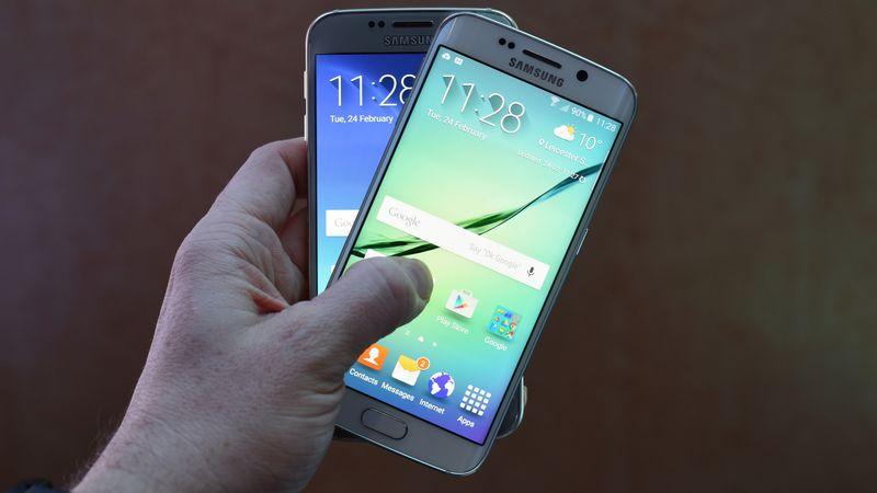 ventes Galaxy S6 S6 Edge