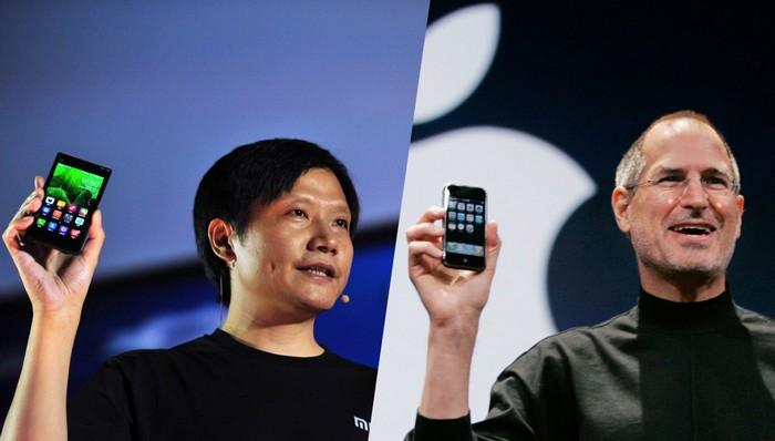 xiaomi apple chinois