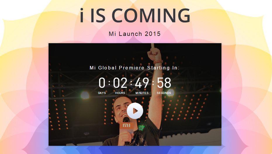 Xiaomi evenement