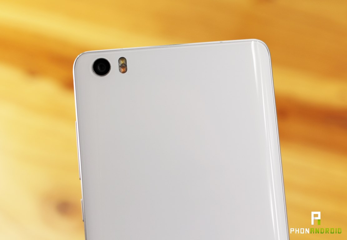 xiaomi mi note appareil photo