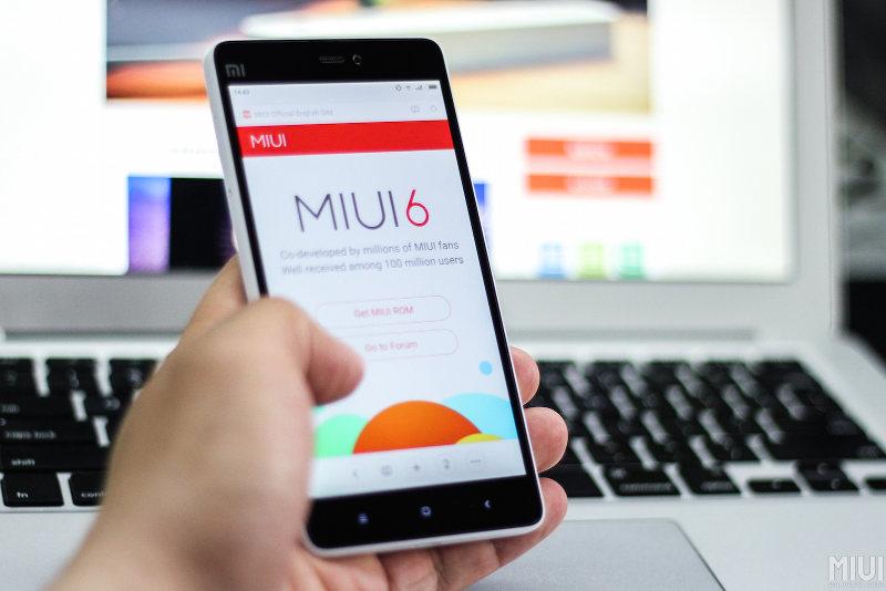 Xiaomi Mi4i, les capteurs photos