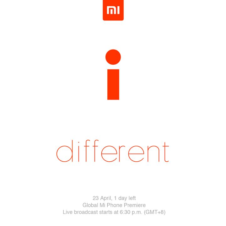 teaser Xiaomi