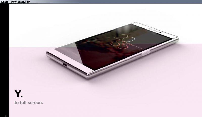 Sony Xperia Z4 concept