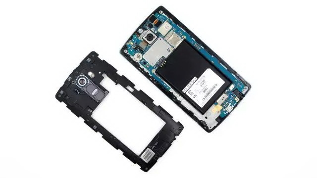 LG G4 demontage