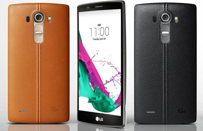 LG G4 precommande