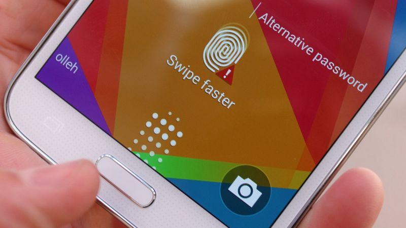 Android empreintes digitales