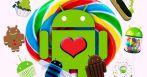 android google choisi noms desserts