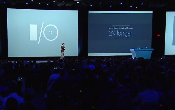 Android M économie d'énergie